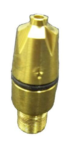 "1//8/"" for G100 /& G200 Cup Gun 130389 3.1 MM Fluid Nozzle #4"