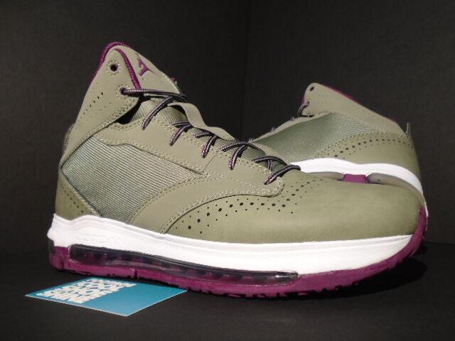 2011 Nike Air Jordan CITY AIR MAX TRK ROGUE GREEN MULBERRY RED FUCHSIA BLANC 10 Chaussures de sport pour hommes et femmes