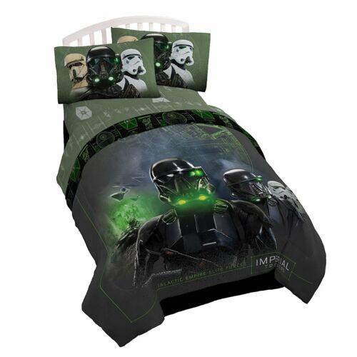 "Rogue One /""Imperial Trooper/"" Twin Comforter Bedroom Bed Star Wars"