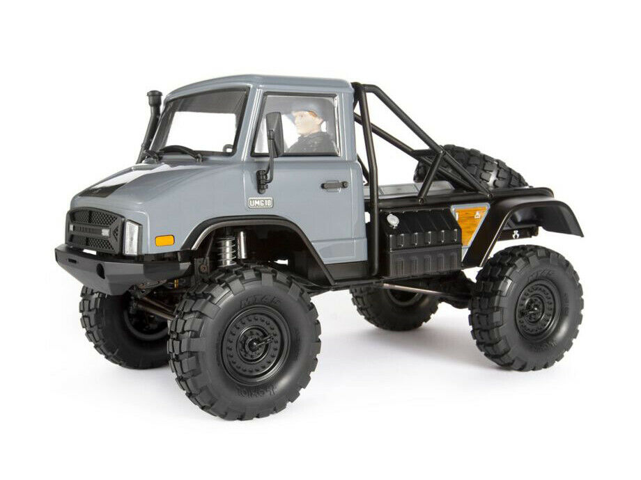 SCX10 II UMG10 1 10 Scale Elec 4WD-Kit C-AXI9075