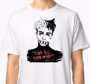 xxxtentacion shirt men s women s xxxtentacion merch xxxtentacion