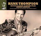 7 Classic Albums Plus [2/11] by Hank Thompson (CD, Feb-2014)