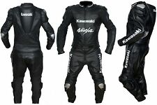 APRILIA Motorcycle leather suit KAWASAKI leather suit on discount