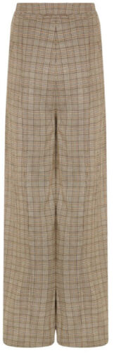 Bright /& Beautiful LOTTY Vintage TWEED Check High Waisted HOSE Rockabilly
