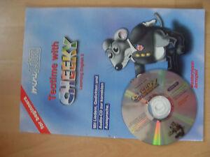 Mini-LÜK- Heft Teatime with cheeky Learning English 2 mit Audio CD - Hessen, Deutschland - Mini-LÜK- Heft Teatime with cheeky Learning English 2 mit Audio CD - Hessen, Deutschland