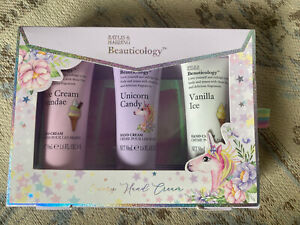 Baylis & Harding Beauticology Luxury Hand Cream Gift Set, 3 x 50ml