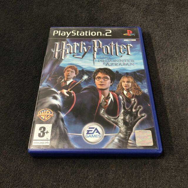 PS2 Harry Potter ~ Et Le Prisonnier D'Azkaban ~ FRA Bon état