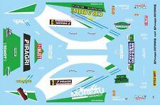 DECALS 1/43 SUBARU IMPREZA WRC - #3 - DEFERM - RALLYE DE WALLONIE 2011 - D43418