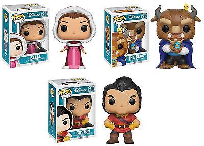 Pop! Beast Winter BOITE ABIMEE Disney Funko