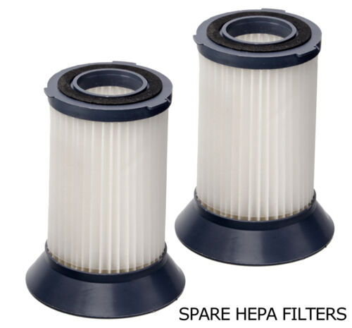 Twin Pack HEPA Filters for Maxi Vac Handheld Vacuum Cleaners