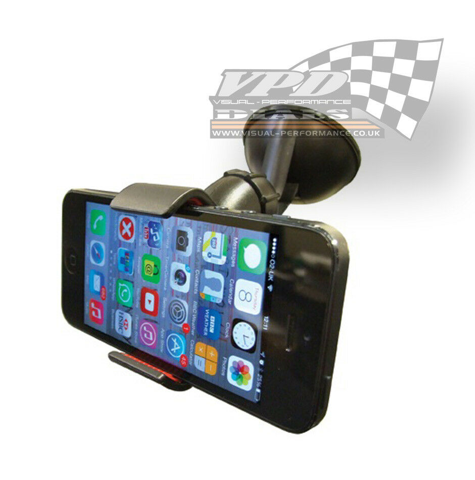 Magnetic Phone Car Mount,TIMPOU Universal Dashboard Car Phone Holder with a Air Vent Clip,Super Sticky Suction Cup,Adjustable Long Arm,Super Strong Magnets,Suitable for All Smartphones