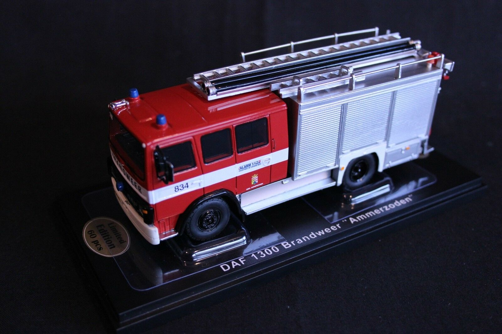 QSP Model Collection DAF1300 150 Brandweer Ammerzoden (NED)