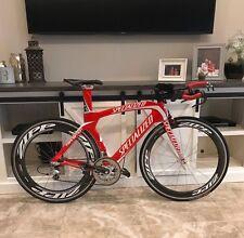 Specialized S-works Transition Carbon Triathlon TT road bike 54 cm - NO WHEELS