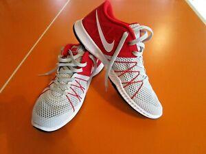 marca etc. perdonar  Mens Nike Lift Run Jump Cut Shoes Sneakers Red/Grey Sz 10 Great ...