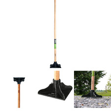 AMES 2233400 9-Pound Steel Tamper with Hardwood Handle 48-Inch