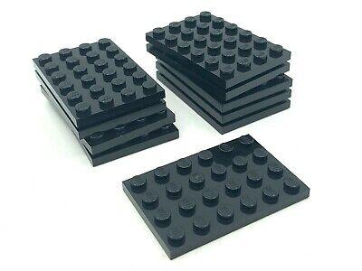 LEGO 10pcs NEW Reddish Brown Plate 2x6 Bulk Lot 3795 4211247