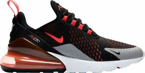 7f7cc9525a Nike Men s AIR MAX 270 Shoes Black Bright Crimson AH8050-015 c