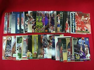 SCOTTIE-PIPPEN-35-DIFF-2-CARD-LOT-MOSTLY-PREMIUM-WHAT-A-GROUP-HAVE-A-L-K