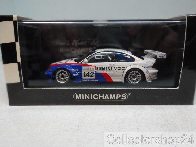 Minichamps   BMW M3 GTR 24h Spa-Francorchamps 2004 - - - 400042392 73ae9d