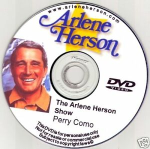 Perry-Como-TV-Interview-30-minutes-DVD