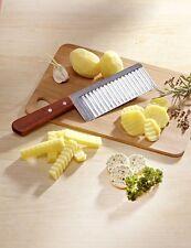 Garnier olas cuchillo garnieren para la mantequilla queso verduras fruta papas fritas grillos Grill