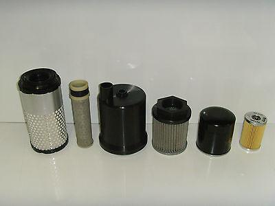 Kubota KX41-3 Filter Service Kit