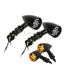 Bullet 14LED Turn Signals Fit  For  Kawasaki Vulcan VN Classic Custom 900