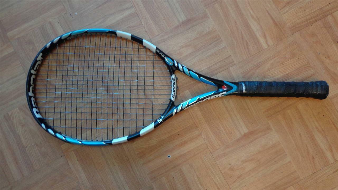 Babolat Pure Drive Cortex 100 head 4 1 8 grip 10.6 oz Tennis Racquet