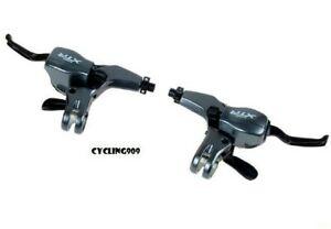 NOS-Shimano-XTR-ST-M960-9-Speed-Brake-amp-Shifter-Controls-ATB
