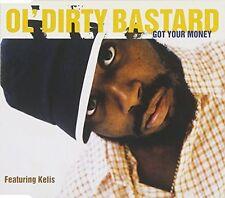 Ol' Dirty Bastard Got your money (1999, feat. Kelis) [Maxi-CD]