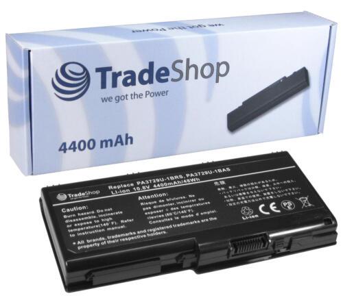 BATTERIA 4400mah per Toshiba Qosmio x500 x505 Satellite p500 p505 p505d