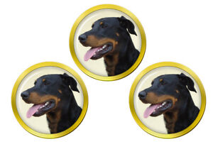 Beauceron-Dog-Golf-Ball-Markers