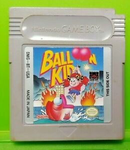 Balloon-Kid-Nintendo-Game-Boy-Color-GBC-GB-SP-Advance-Tested-Works