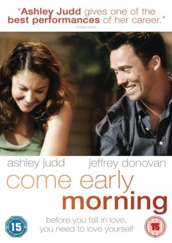 1 of 1 - Come Early Morning (DVD) (NEW AND SEALED) (REGION 2) (FREE POST)