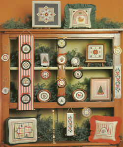 Christmas-Minis-Golden-Christmas-Cross-Stitch-Pattern-Leaflet-18-designs