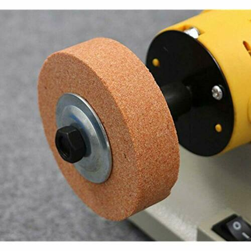 """Replacement Cotton Wool Grinding And Fiber Wheel For 3/"""" Mini Grinder Bench 4"""