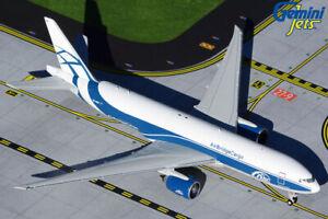 GEMINI JETS (GJABW1949) AIR BRIDGE CARGO 777-200LRF 1:400 SCALE DIECAST MODEL