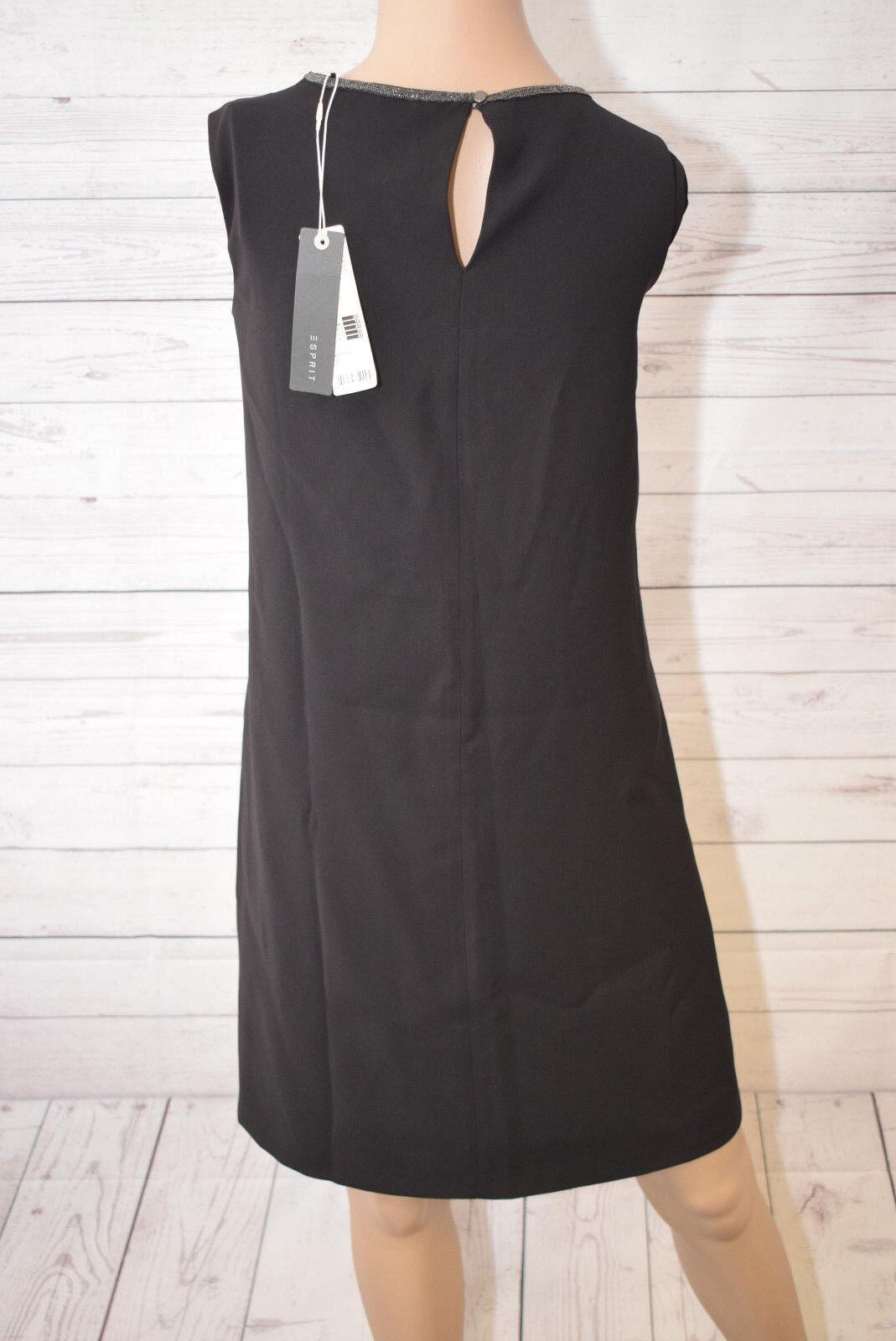 ESPRIT Collection Damen Etui Etui Etui Kleid schwarz Gr. 40 2f76d9