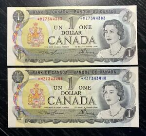 1973-2x-1-BANK-OF-CANADA-REPLACEMENT-MZ-UNC