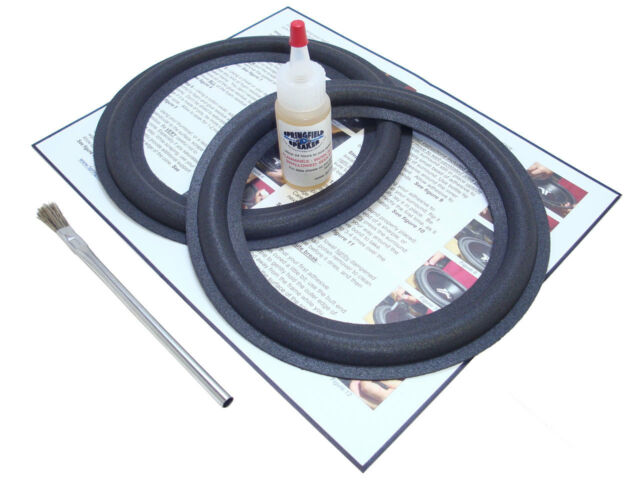 "2 Advent 8"" Eternity Speaker Foam Surround Repair Kit - 2A810"