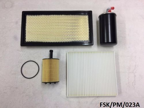 Filters Service KIT for Dodge Caliber PM 2.0CRD 2007-2010  FSK//PM//023A