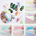 Beautiful Decoration Flower Nail Art Sticker Water Transfer Stickers Decals Tips