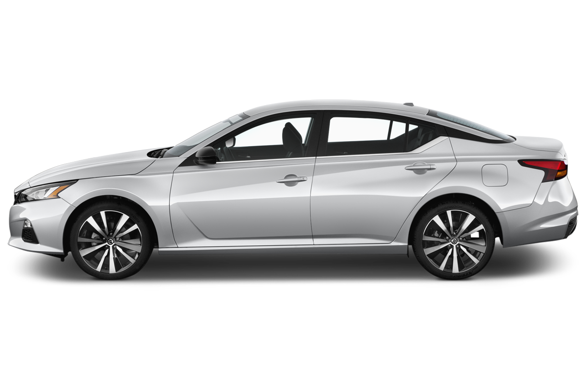 Nissan Altima side view
