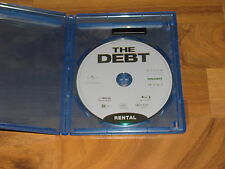 The Debt (Blu-ray Disc, 2011, Widescreen)