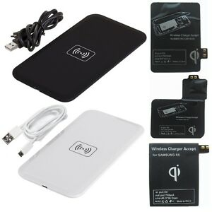 Qi-Wireless-Charger-Pad-amp-Receiver-Kit-for-Samsung-Galaxy-S3-S4-S5-NOTE-2-3-USA