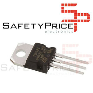 6x-TIP122-Transistor-NPN-TO-220-100V-5A-Darlington