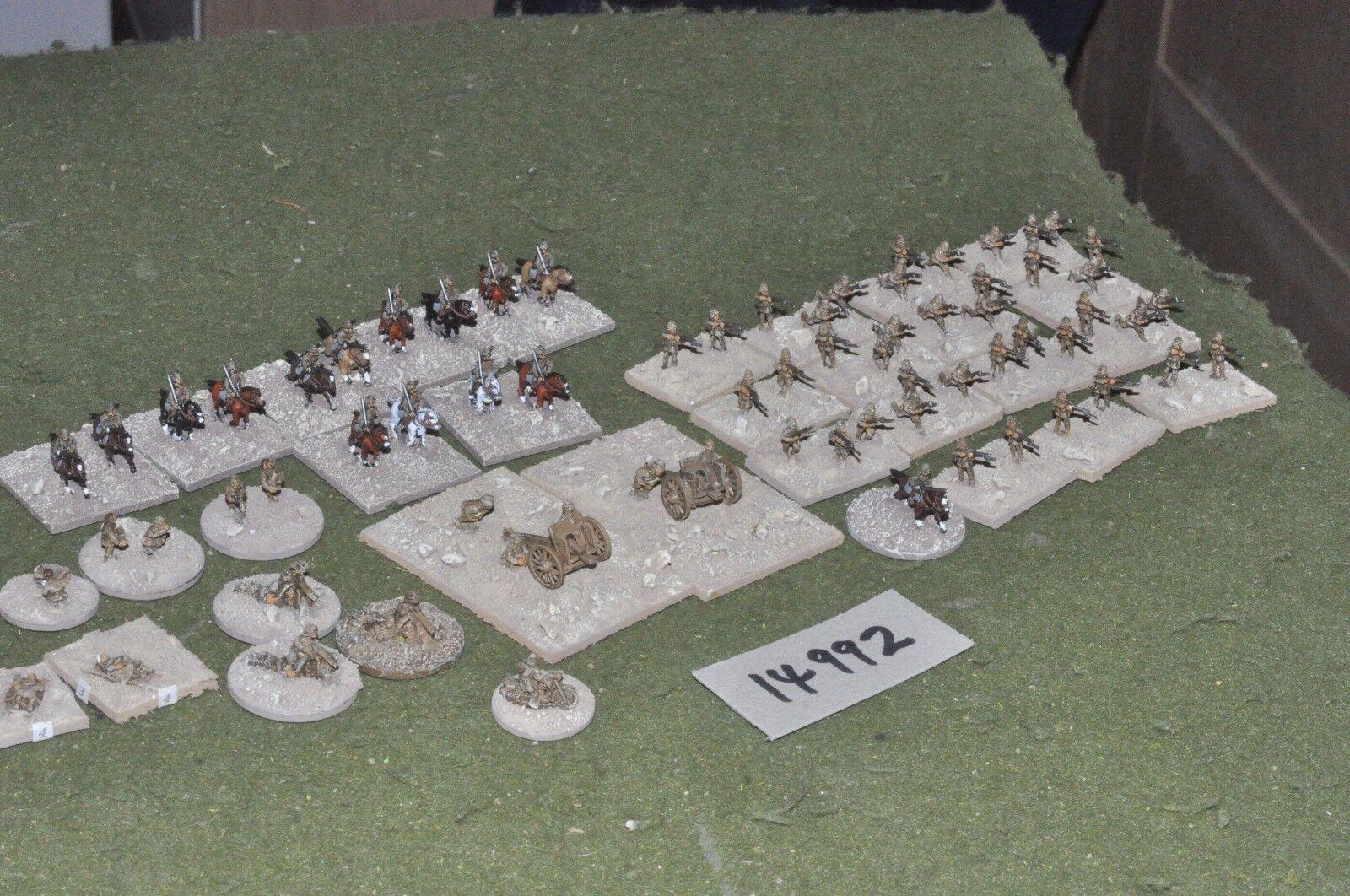 10mm WW1 grupo de batalla-turca-INF (14992)