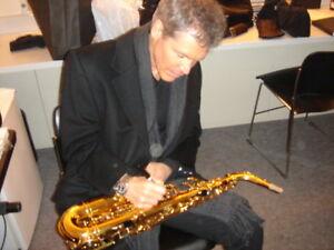 "David Sanborn's Personal Custom-Made Gold-Plated Yamaha ""Mark VI"" Alto Saxophone"