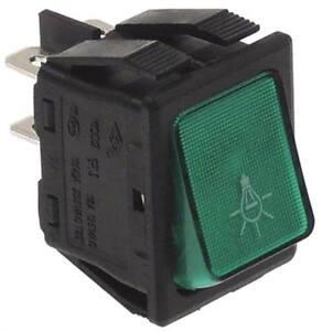Lincat-Interruttore-per-Sch785-L3-L4-Sch1085-2-Pin-250v-2no-Verde-16a