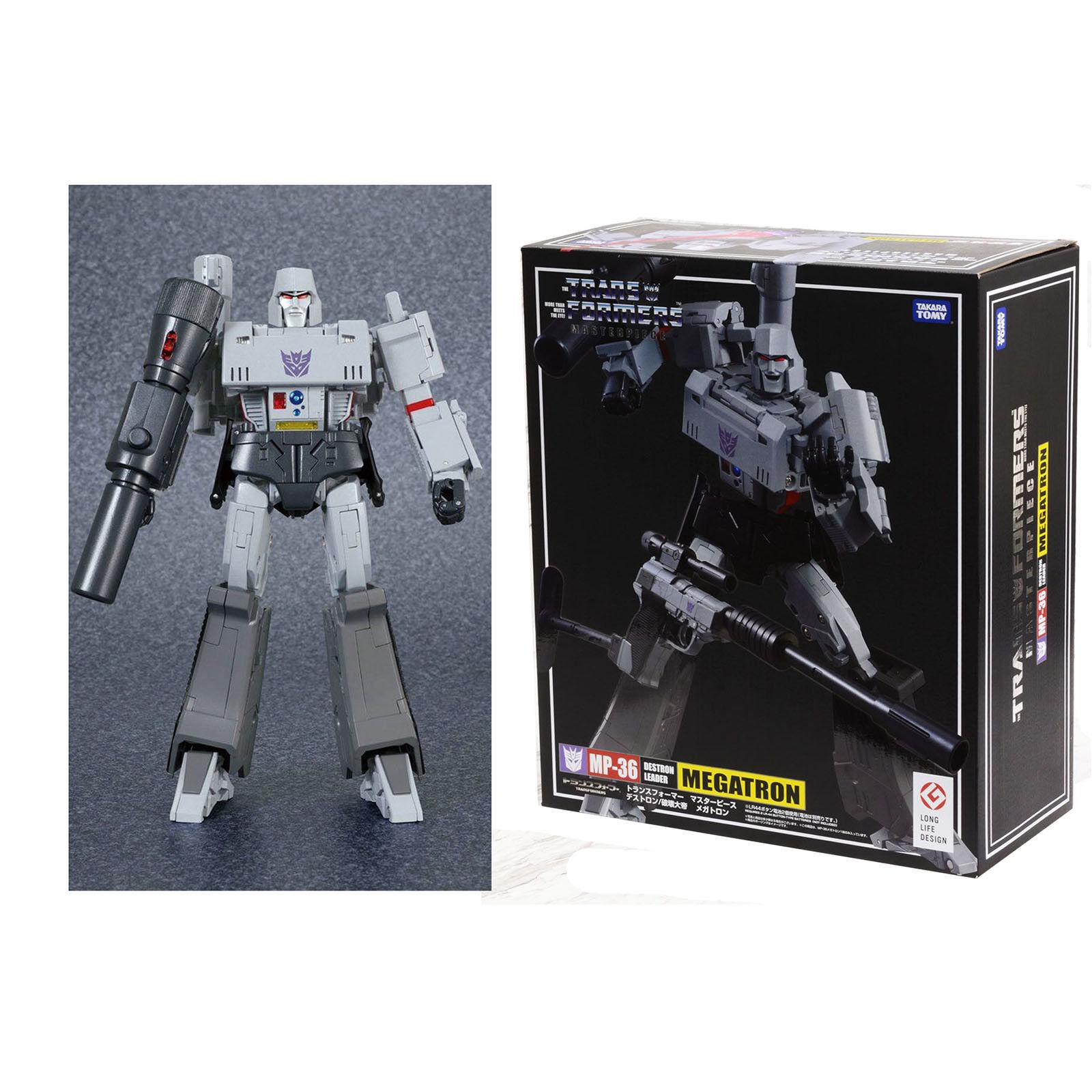 Transformer Megatron MP-36 Masterpiece Destron LeaderActionFigureSpielzeug